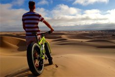 Fat Bike Scenic Desert Tour or Beach Cruise